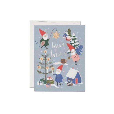 Holiday Gnomes Card Box/8