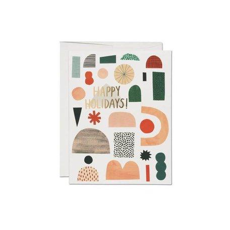 Christmas Shapes Card Box/8