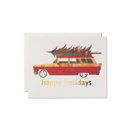 Holiday Chevy Card Box/8
