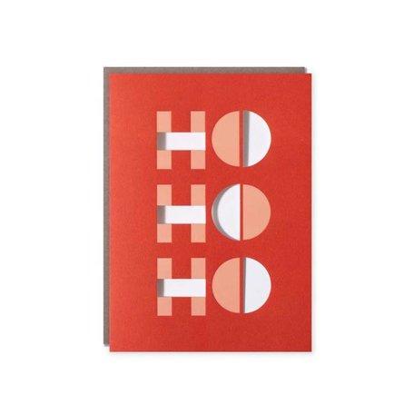 Ho Ho Ho Card Box/6