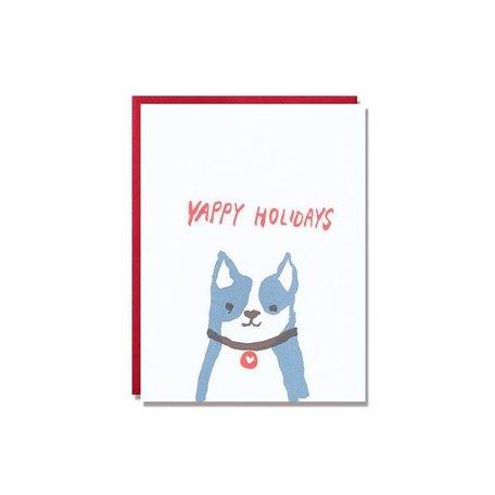 Yappy Holidays Card Box/6
