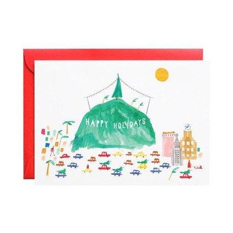 Hollywood Holiday Card Box/6