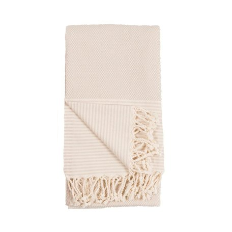 Patek Turkish Towel -Cream