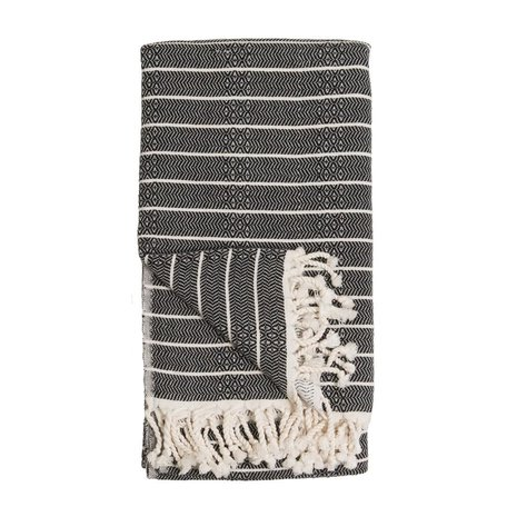Bamboo Towel -Black
