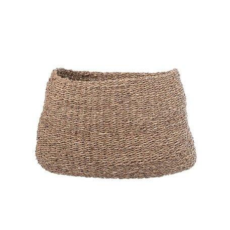 Round Seagrass Basket -Large
