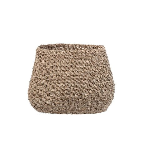 Round Seagrass Basket -Medium