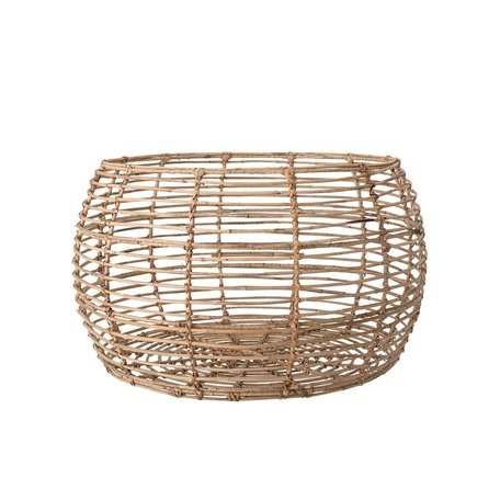 Rattan Basket/Table -Large
