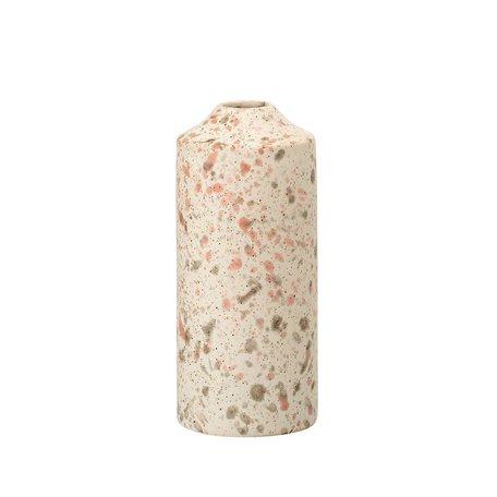 """Terrazzo Vase -5"""""""