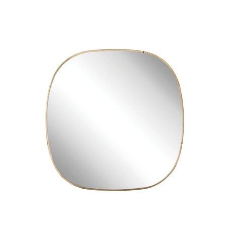 Brass Mirror -Large