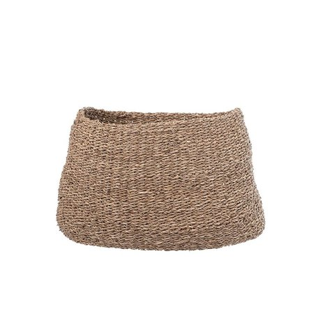 Round Seagrass Basket -Small