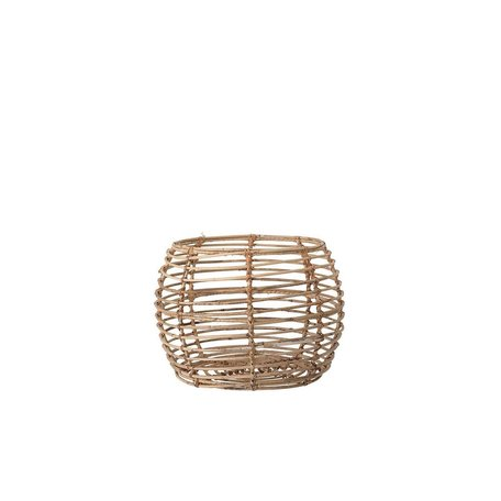 Rattan Basket/Table -Small