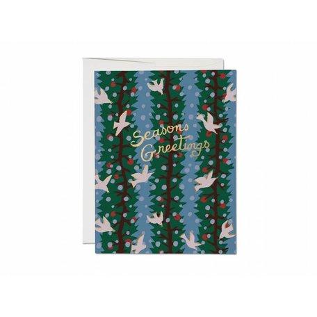 Holly Doves Box/8