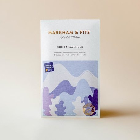 Markham & Fitz Ooh La Lavender Bar 64%2oz