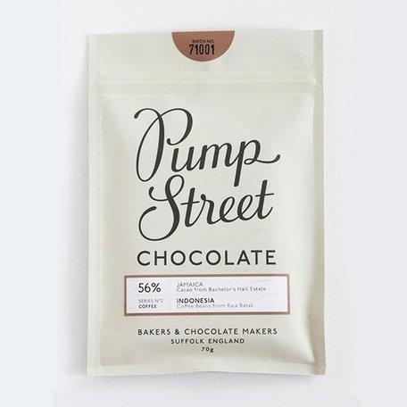 Pump Street Jamaica Milk & Coffee 56%70g