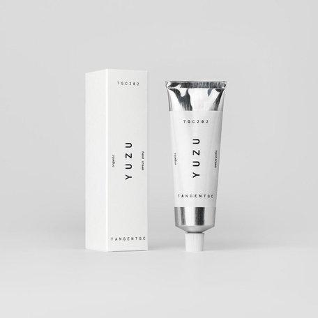 Organic Hand Cream -Yuzu