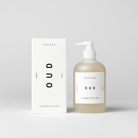 Liquid Soap -Oud