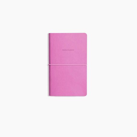 Simple Planner -Fuchsia