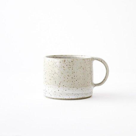 Linen Short Mug