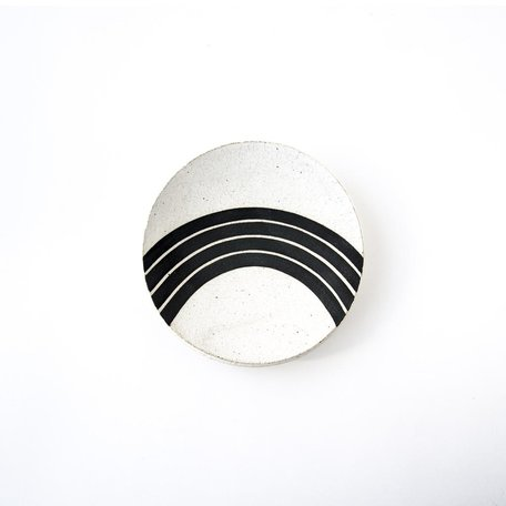 Black Rings Dish -Small