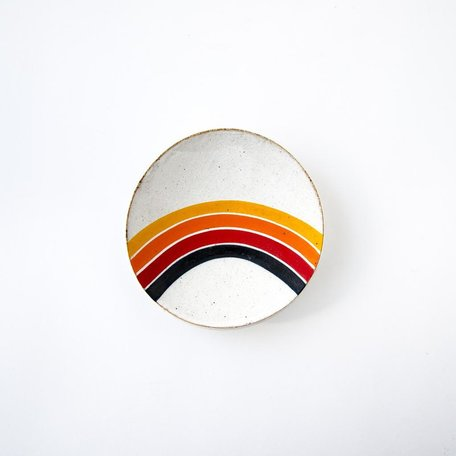 Rainbow Rings Dish -Small