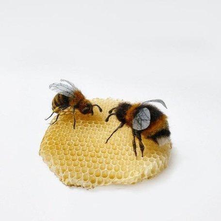BEES - Needle Felting Workshop //Sunday May 3rd