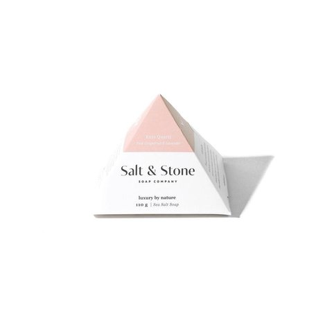 Rose Quartz Spa Stone Soap