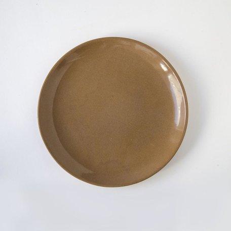 Dinner Plate -Honey