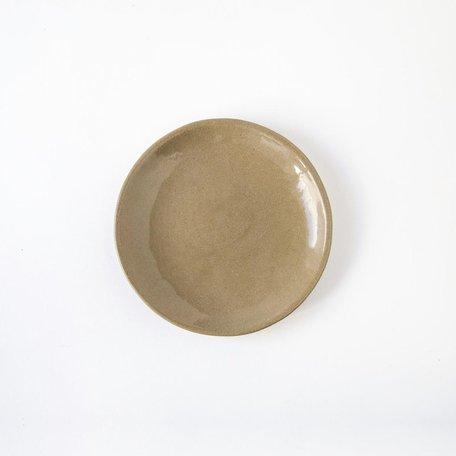 Side Plate -Oatmeal