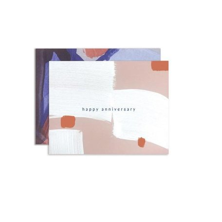 Sunset Anniversary Card