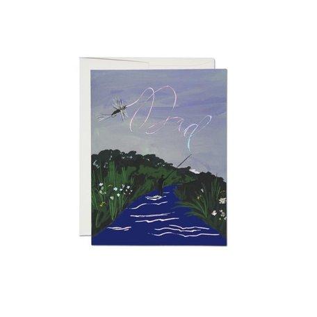 Fishing Dad Card