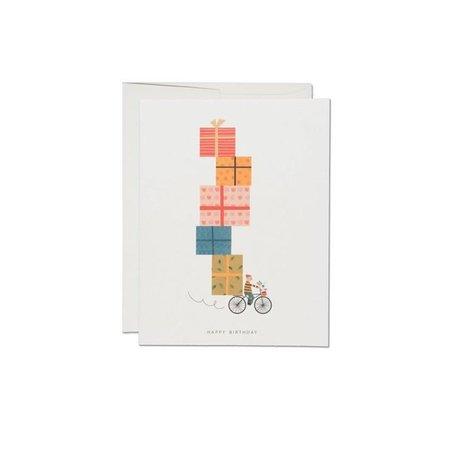 Birthday Bike Card