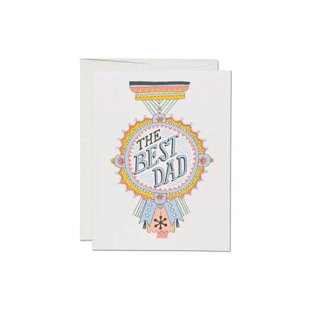 Dad Medal Card