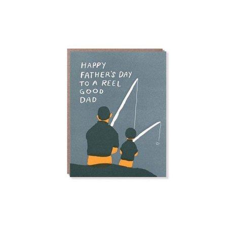 Reel Good Dad Card