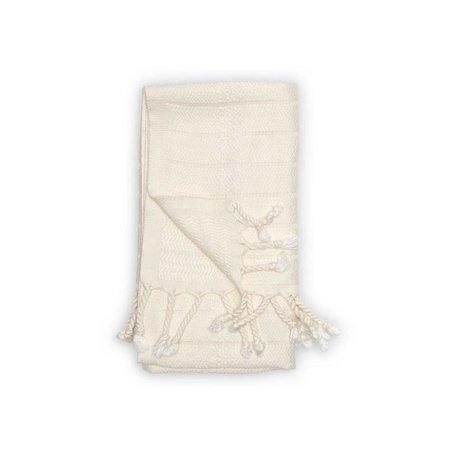 Bamboo Hand Towel -Cream