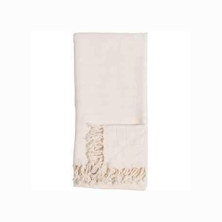 Bamboo Towel -Cream