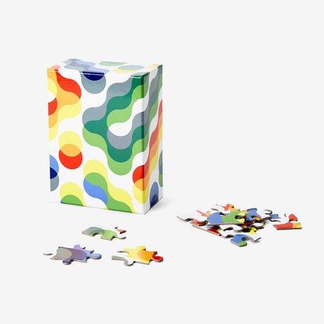 Dusen Dusen Arc Pattern Puzzle-Small