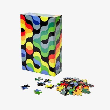 Dusen Dusen Arc Pattern Puzzle - Large