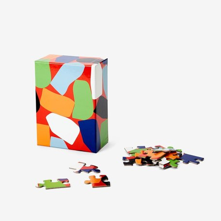 Dusen Dusen Stack Pattern Puzzle -Small
