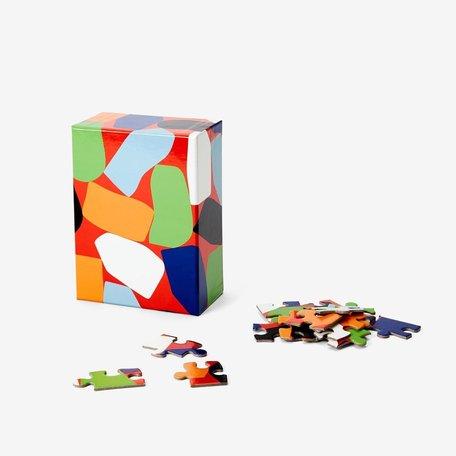 Dusen Dusen Stack Pattern Puzzle -Small