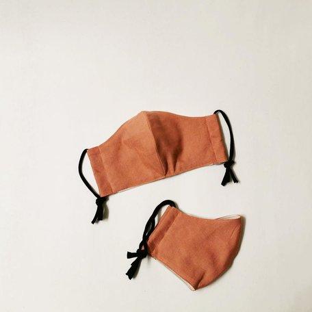 PRE-SALE // Face Mask -Terracotta
