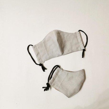 PRE-SALE // Face Mask -Linen