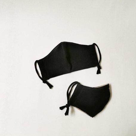 PRE-SALE June 12  // Face Mask -Black