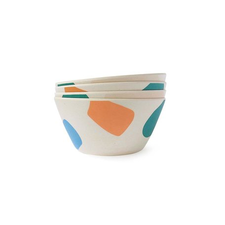 Studio Cereal Bowl -Set/4