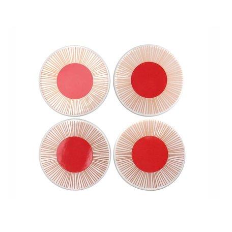 Solar Coasters -Set/4