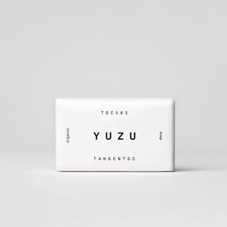 Bar Soap -Yuzu