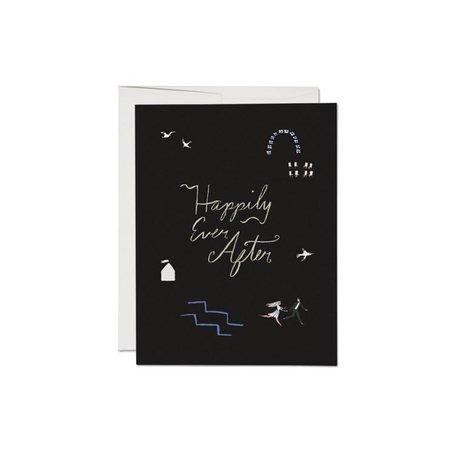 Runaways Wedding Card