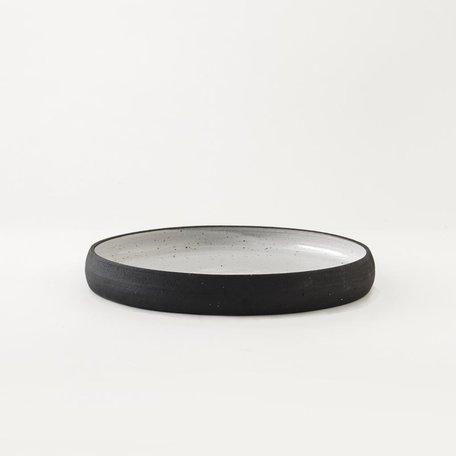 Dinner Plate -Black