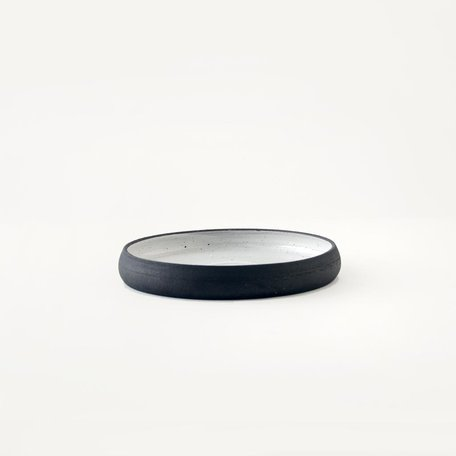 Side Plate -Black