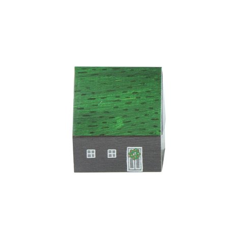 Holiday House Matchbox -Green