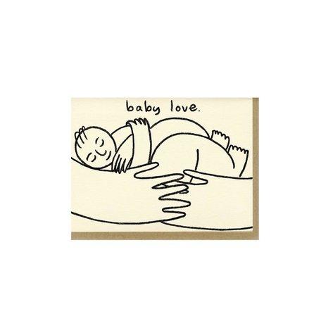 Baby Love Card